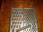 Grater Slicer All In One Kitchen Utensil Vintage Pat. Pending A