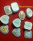 Heritage House 5 MUSIC BOXES Love songs to remember limited edition 14950 lot