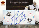 10-11 Crown Royale SCRATCHING THE SURFACE AUTO xx 100 Made! M-A FLEURY Penguins
