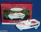 Hallmark Ornament Kiddie Car Classics #6 1999 1968 Murray Jolly Roger Boat NIB
