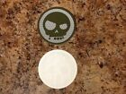 TAD Mean T-Skull SOLAS REFLECTIVE Morale Patch OD Green PLUS BONUS!