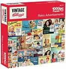 Karmin International Kelloggs Retro Advertisements Puzzle 1000-Piece