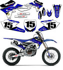2002-2014 YAMAHA YZ 85 GRAPHICS KIT DECALS 2013 2012 2011 2010 2009 2008 2007