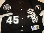 Michael Jordan Chicago White Sox Russell Athletic Authentic Jersey Sz 44 Bulls