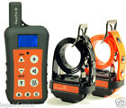 EASYPET1200M Waterproof Rechargeable 2 Dog Remote Training Shock Collar System