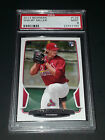 2013 Bowman #126- Shelby Miller Rookie Card! PSA Graded Mint 9!