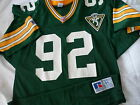 Reggie White - Green Bay Packers Authentic Jersey Size 44