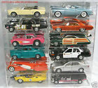 Model Car Diecast Display Case 1 18 scale 12 car Compartment