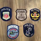 NYPD special unit patches. Lot of 5.