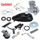 49cc 50cc 2 Stroke Motor Engine Kit Gas for Motorized Bicycle Bike Sliver