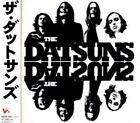 THE DATSUNS s/t +2 FIRST JAPAN CD OBI V2CP 143 Cold Ethyl