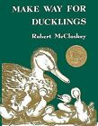 Make Way for Ducklings Robert McCloskey Five in a Row FIAR vol 2 paperback