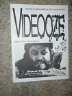Paul Naschy VIDEOOOZE 1994 MAGAZINE Autographed by NASCHY EX COND Horror Gore