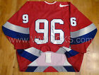 SIGNED Pavel Bure Russia World Cup of Hockey Auto Authentic Jersey Nike Size 56