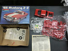 Monogram 1965 Ford Mustang 2+2 1:24 Scale model kit unbuilt