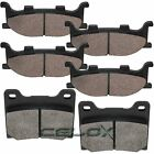 Front Rear Brake Pads for Yamaha XVS1100A V-Star 1100 Classic 2000-2006