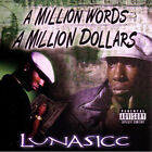 A Million Words, A Million Dollars [PA] by Lunasicc (CD, Jun-1998, Awol Records)