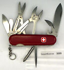 Wenger Tradesman Swiss Army knife-- used, very good condition #3203
