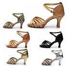 6 styles Latin Dance Shoes for Women Ladies Girls TangoSalsa 5CM and 7CM