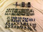 Plastic  Army Toy Men , Jeep , Cannon , Tank