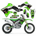 2008-2018 KAWASAKI KLX 140 GRAPHICS DECALS 2017 2016 2015 2014 2013 2012 2011