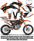 1998-2000 KTM SX 125 250 380 400 520 GRAPHICS SET DECO DECAL STICKERS MX 1999