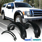 09-14 Ford F-150 4PC Smooth Paintable Pocket Rivet Style Fender Flares
