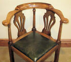 Early Georgian Corner Chair