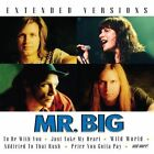 MR. BIG - EXTENDED VERSIONS - NEW SEALED CD