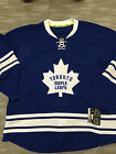 Toronto Maple Leafs 3rd Alternate Blue Authentic On Ice Indo Pro Jersey