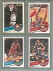 2000-01 TOPPS HERITAGE ARTIST'S PROOF AUTO SET OF 10 TIM DUNCAN