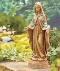 MARY LADY OF GRACE GARDEN STATUE FIGURE LAWN YARD ART PORCH OUTDOOR HOME DECOR