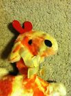 Awesome vintage Giraffe hand puppet Character Novelty Co. Plush