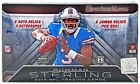 2013 Bowman Sterling Football Factory Sealed Hobby Box - HOT !!!