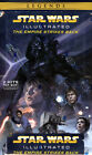 2015 Topps Star Wars Illustrated The Empire Strikes Back Sealed Box!!!
