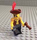 NEW / Lego Pirate Mini- Figure / Pirate Captain / Cutlass / 70413 / Brick Bounty