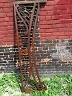 Antique Ornate STICK AND BALL  Design Section/Part Reuse Repurpose 5 Feet...