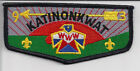 MERGED Katinonkwat 93 OA Lodge Flap Scout Patch Central Ohio Council 109 350 65