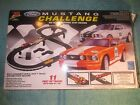 Life-Like Mustang Challenge Ford Mustang GT Muscle Slot Car Race Set