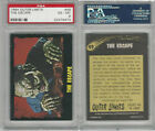 1964 Bubbles Inc, Outer Limits, #49 The Escape, PSA 6 EXMT