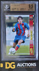 2004-05 Lionel Messi PANINI MEGACRACKS {BIS}#71 ROOKIE RC BGS 9.5 Holy Grail