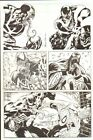 Five Cool Venom Commissions 2010 Signed art by Sean Chen Martineck Atkins