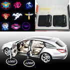 Custom-made Magnetic car door Cree LED logo laser projector welcome ghost light