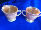 Vintage Fire King Sugar and Creamer