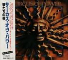 CIRCUS OF POWER s/t 1989 FIRST PRESS JAPAN CD OBI R32P-1180