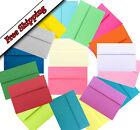 Multi Color Assorted Envelopes Invitation Greeting Cards Announcement A2 A6 A7