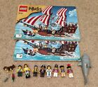 LEGO PIRATES BRICKBEARDS BOUNTY PIRATE SHIP COMPLETE SET, #6243