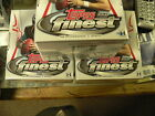 2014 Topps Finest Football 3 box Hobby lot - 6 autographs total