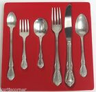 WM. A. Rogers Oneida Silver Plate Jr. Flatware Set of Six Pieces