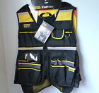 New Stanley Fatmax Tool Vest FMST530201 Free Shipping